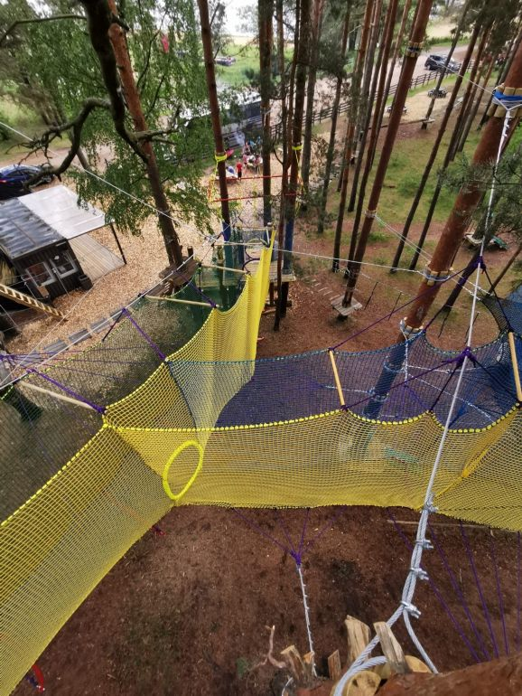 "This year the Adventure Park ""Daugavpils Tarzan"" has become more diverse and even more exciting!"